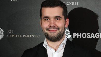 Photo of Непомнящий опустился на пятое место в рейтинге FIDE