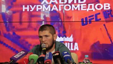 Photo of Хабиб Нурмагомедов прокомментировал решение о завершении карьеры