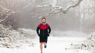 Photo of Бег зимой. 8 причин почему бегать зимой полезно
