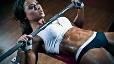Photo of Двухдневная программа тренировок для девушек — похудение — Двухдневный