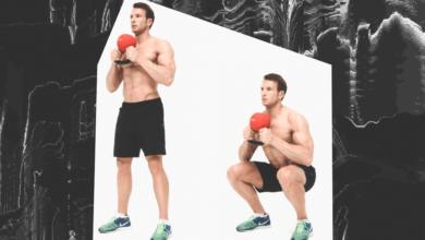 Photo of 15-минутная тренировка с гирей, которая поможет оставаться в хорошей форме |