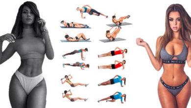 Photo of Как сделать талию тонкой: комплекс упражнений