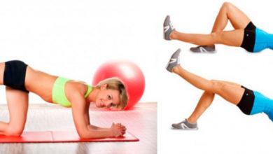 Photo of Упражнения для ягодиц в домашних условиях