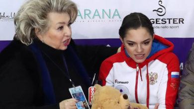 Photo of Татьяна Тарасова пожелала фигуристке Медведевой осуществить мечту
