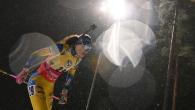 Photo of Шведка Эберг выиграла спринт на этапе КМ в Финляндии, Миронова — 10-я