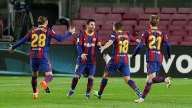 Photo of «Барселона» победила «Вальядолид» в чемпионате Испании