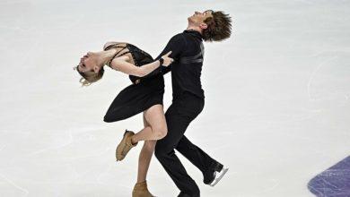 Photo of Скопцова и Алешин победили в танцах на льду на этапе Кубка России
