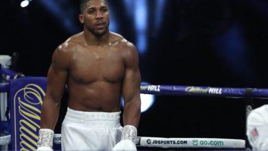 Photo of Боксер Джошуа заявил, что готов провести поединок против Фьюри