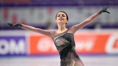 Photo of Опубликовано видео победного проката Щербаковой на чемпионате России