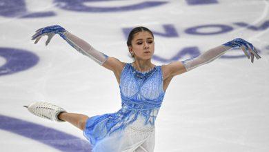 Photo of Валиева лидирует на этапе КР с результатом выше рекорда мира