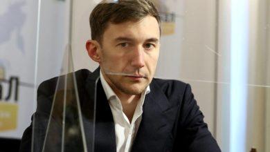 Photo of Карякин обыграл Матлакова в шестом туре суперфинала чемпионата России по шахматам