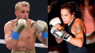 Photo of Блогер Джейк Пол ответил на предложение подраться с чемпионкой UFC Амандой Нунес