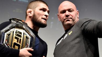 Photo of Хабиб о встрече с президентом UFC: «Нам есть что обсудить»