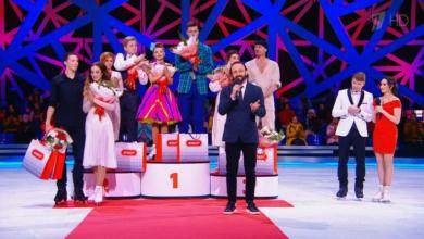 Photo of Кузьмина иЭнберт стали победителями шоу «Ледниковый период»