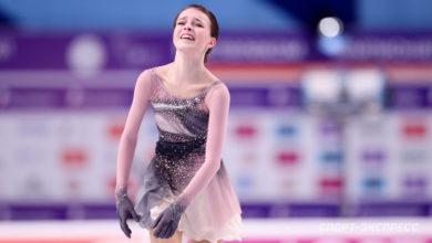 Photo of Щербакова после пневмонии втретий раз выиграла золото. Туктамышева— только седьмая