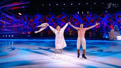 Photo of Тодоренко иКостомаров исполнили номер под песню Пелагеи вфинале «Ледникового периода»