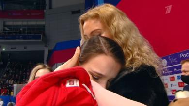 Photo of Трусова иВалиева вспомнили, когда видели плачущую Тутберидзе