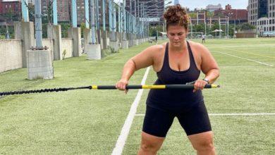 Photo of Вес в помощь: спортсменки plus-size, которые не стесняются своего тела