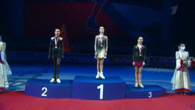 Photo of Звезды России: Щербакова, Валиева иТрусова получили медали чемпионата. Видео