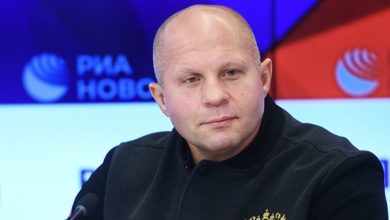 Photo of Стало известно, когда Федора Емельяненко могут выписать из больницы