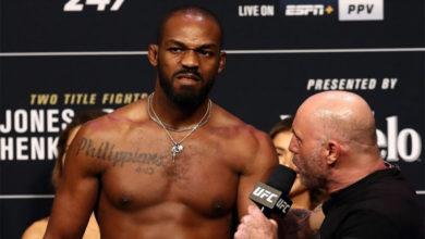 Photo of Джон Джонс угрожает тяжеловесам UFC: «В этом году я вас порву!»