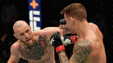 Photo of Макгрегор опустился на 15-е место в общем рейтинге UFC