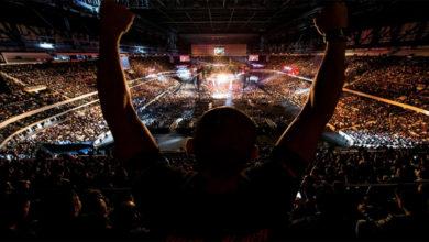 Photo of Фанаты UFC возвращаются на трибуны
