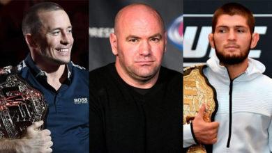 Photo of Глава UFC: «Хабиба не интересует бой с Сент-Пьерром»