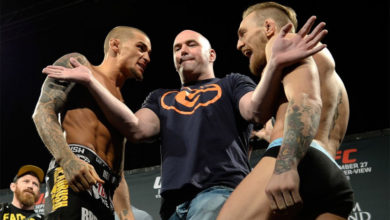 Photo of Глава UFC назвал статус поединка между Конором МакГрегором и Дастином Порье
