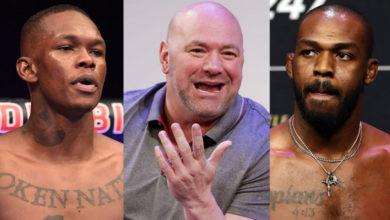 Photo of Глава UFC назвал вес, в котором должны драться Джон Джонс и Исраэль Адесанья