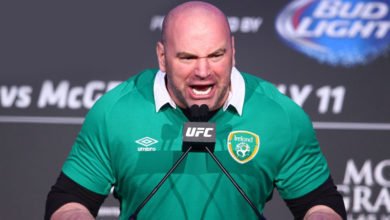 Photo of Глава UFC обратился с угрозами к нелегальным стримерам