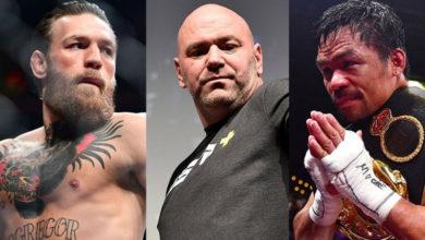 Photo of Глава UFC ответил Мэнни Пакьяо по поводу боя с Конором МакГрегором