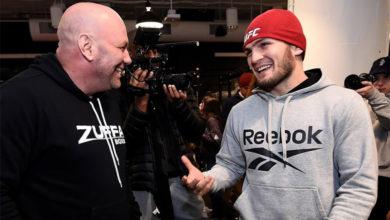 Photo of Глава UFC: «Сделаю все возможное, чтобы Хабиб провел еще один бой»