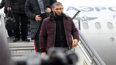 Photo of Хамзата Чимаева встретили в Чечне