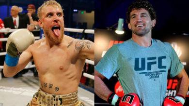 Photo of Матч по боксу между Беном Аскреном и Джейком Полом анонсирован официально