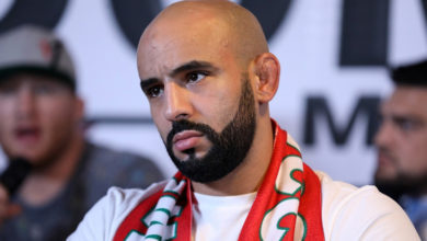 Photo of Оттман Азейтар уволен из UFC