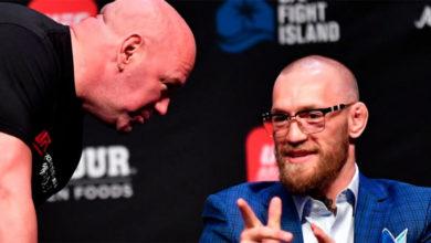 Photo of Президент UFC высказался о будущем Конора МакГрегора