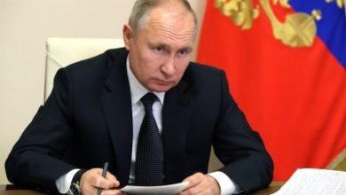 Photo of Путин поручил рассмотреть вопрос о выдаче сертификатов привившимся от коронавируса российской вакциной
