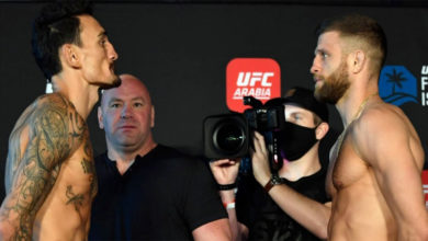 Photo of Результаты взвешивания к турниру UFC on ABC 1: все бойцы сделали вес