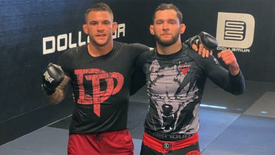 Photo of Слух: Александр Шаблий получил бой в UFC