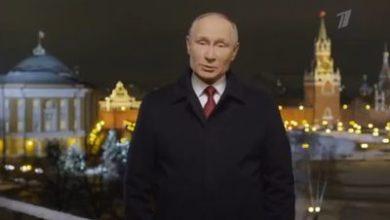 Photo of В интернете уже появилось новогоднее обращение Путина: видео