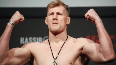 Photo of Российский боец Волков проведет поединок против Оверима на турнире UFC