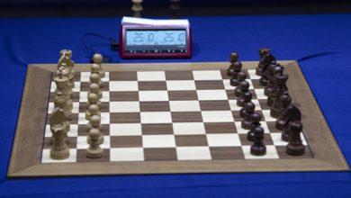 Photo of Шахматный турнир претендентов возобновится 19 апреля в Екатеринбурге