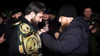 Photo of Рамзан Кадыров отреагировал на победу Абубакара Вагаева