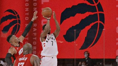 Photo of Домашние матчи «Торонто» будут проходить в присутствии зрителей