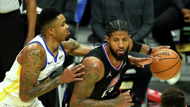 Photo of «Лос-Анджелес Клипперс» победил «Голден Стэйт» в матче НБА