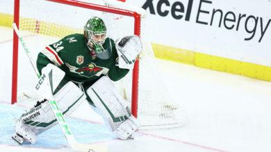 Photo of «Миннесота» прервала победную серию «Вегаса» в НХЛ