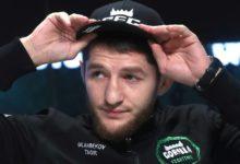 Photo of Поединок российского бойца Уланбекова в UFC отменен