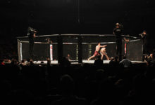 Photo of На турнире по ММА боец из Узбекистана исполнил нереальный нокаут