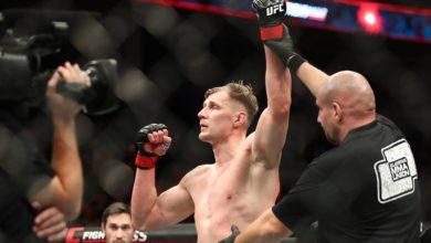 Photo of Россиянин Волков может провести бой за титул чемпиона UFC